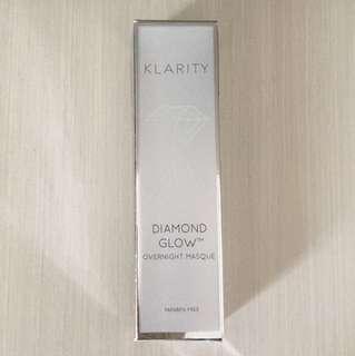 RSP $59 Klarity Diamond Glow Overnight Masque