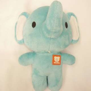 🚚 小象玩偶
