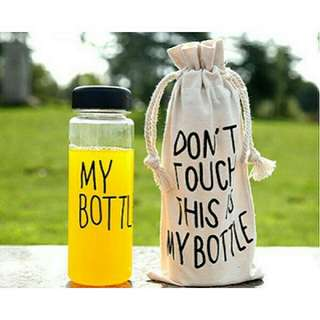 My Bottle bening + pouch