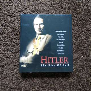 Hitler: The Rise of Evil (VCD)
