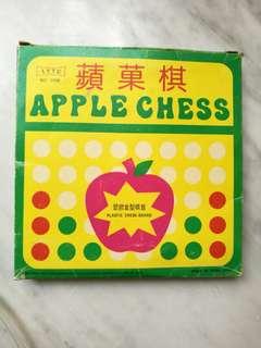 蘋果棋 懷舊 香港製造 鬥獸棋 八十年代
