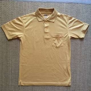 Uniqlo Dry Fit Collared Shirt