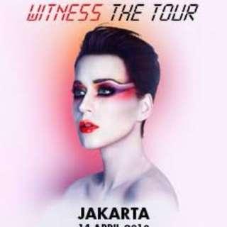 KATTY PERRY WITNESS TOUR JAKARTA  JASTIP