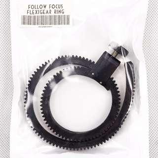 Follow Focus Flexigear Ring
