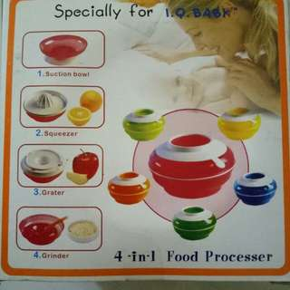 4in1 Food Processor