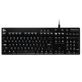 Logitech G610 Orion Brown Cherry MX Brown Mechanical Keyboard