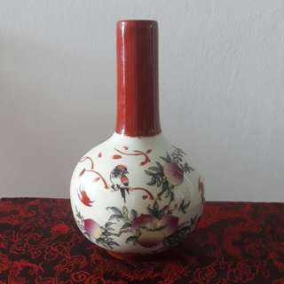 Mini Porcelain Vase
