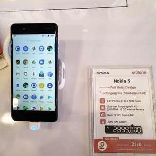 Cicilan Tanpa Kartu Kredit Hp Nokia 5