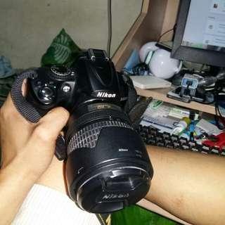 My pre loved nikon D5000