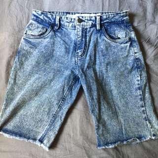 Assorted Denim Shorts