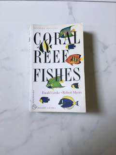 Coral Reef fishes pocket guide