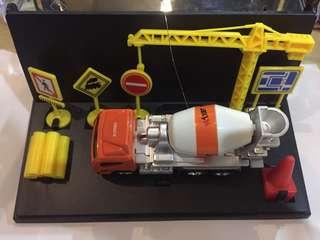 5010 Builder Truck Action RC Truck