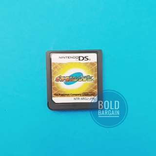 Authentic PoKeMon Ranger Nintendo Game Cartridge For DS 3DS DSi Game Console