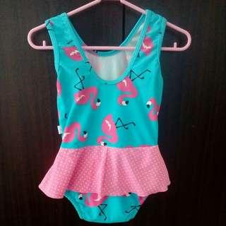 Baby swim wear.