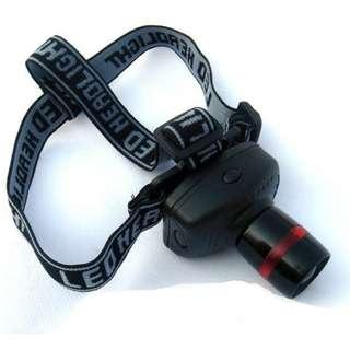 ★ 3W LED Headlamp Headlight Head Torch Light 3 Mode ★ Headlamp Torchlight ★ Climbing Hiking Jogging ★NEW ARRIVALS ★ Head lamp