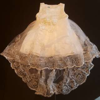 Flower Girl's Gown