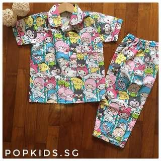 🎀INSTOCK - Sanrio Pyjama 🎀