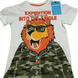 🍬 Branded Expedition Into The Jungle Top Shirt For Boys