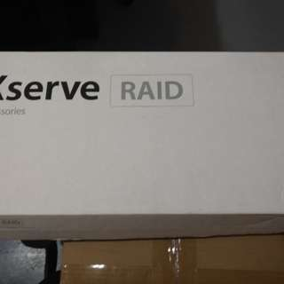 Apple Xserver RAID Accessories