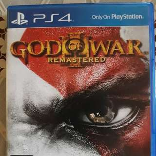 God Of war 3 (unusecode)