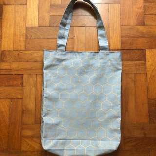 Customisable handmade tote bag