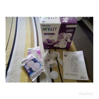 Preloved Avent Manual Breast Pump