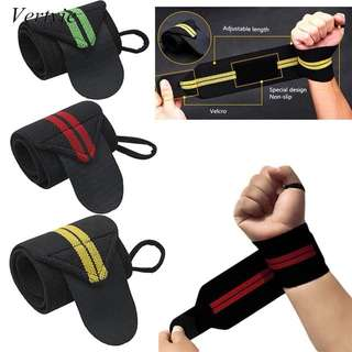 Hand Wrist Wrap Weightlifting Bandage Hand Support Gym