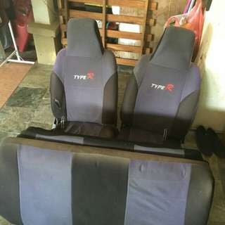 kancil 660 car seat