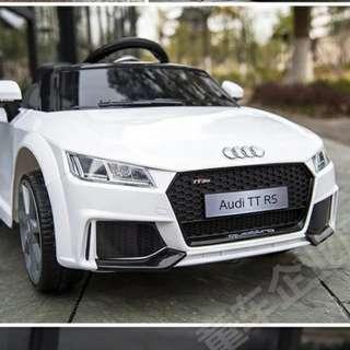 Audi TTRS kids remote car ( instock )