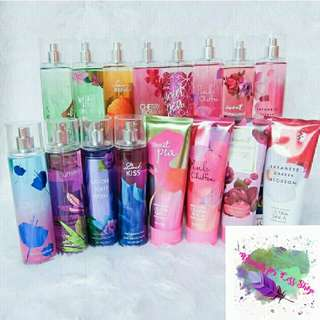 Bath and Body Works Splash