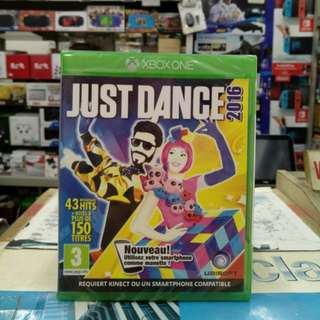 🆕 Xbox One Just Dance 2016