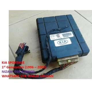 Kia Sportage Powertrain Control Module (PCM)
