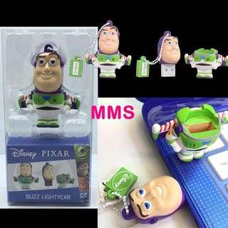 正版 Disney 迪士尼 反斗奇兵 巴斯光年 buzz 16GB USB 手指 USB Flash Drive 禮物 抽獎