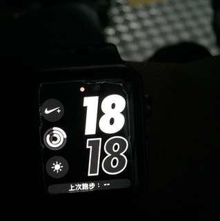 Apple Watch s3 Nike sport