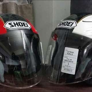Shoei Polaris Fiber