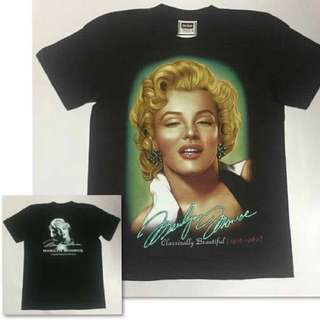 Icon Shirt(Marilyn Monroe)