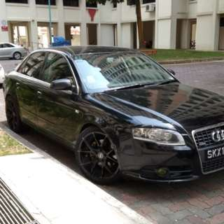 $60 per day only! Audi A4.