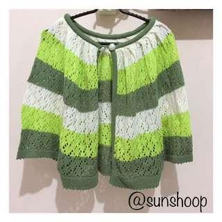 Blouse green