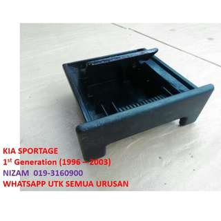 Kia Sportage Ashtray