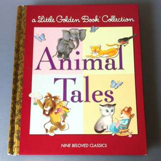 BN A Little Golden Book Collection Animal Tales
