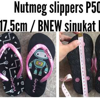 Bnew slippers