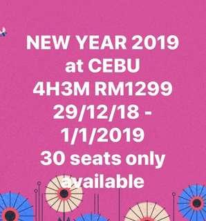 TRIP TO CEBU 2018-2019