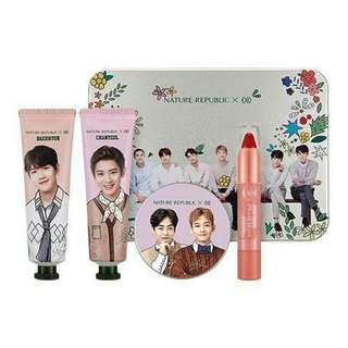 EXO Nature Republic Moisture Special
