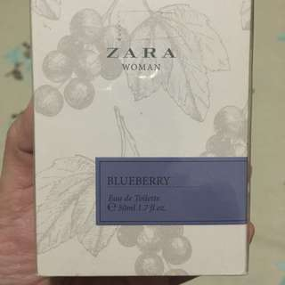 Authentic Zara Eau de Toilette