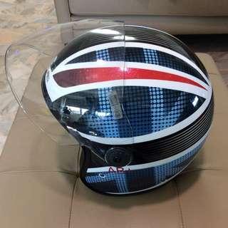 Jet Open face Helmet Caberg Freeride size XL