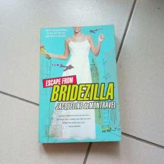 Bridezilla (preloved book)