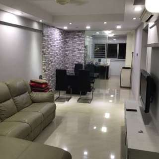 Common room Near bedok mrt/ available long term or short term
