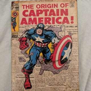 Vintage Superhero Posters!