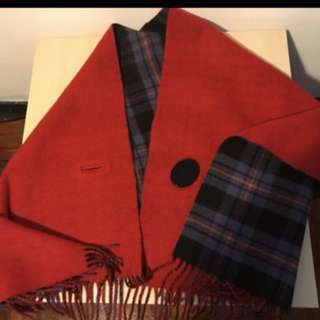 😍😍Vivienne Westwood 披肩圍巾