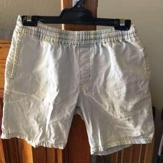 Stussy Denim Shorts Size 28